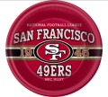 SF 49'ers Party Plate Bundle